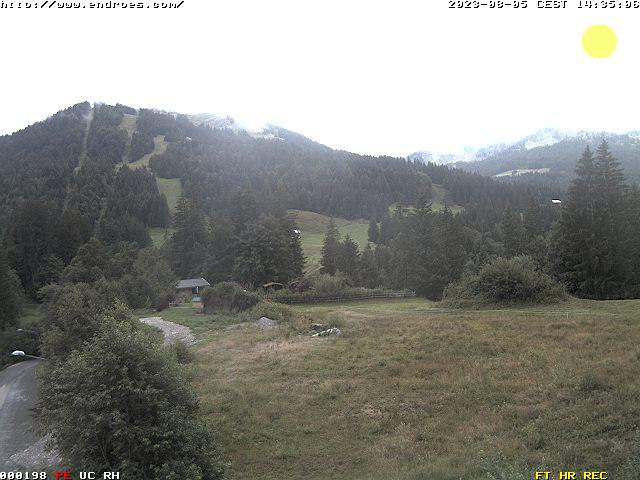 Webcam Ski Resort Balderschwang Bavaria Alps - Allgäu