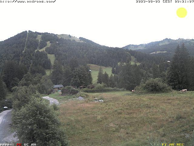 Webcam Skigebiet Balderschwang Allgäu